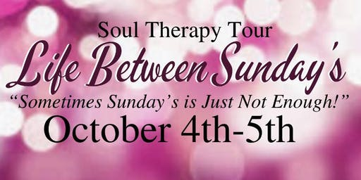 Soul Therapy Tour - Greensboro