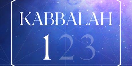 Kabbalah 1 tickets