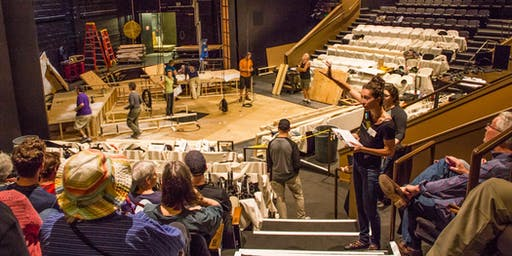Meet the Makers: A Backstage Tour of Berkeley Rep's Theatres
