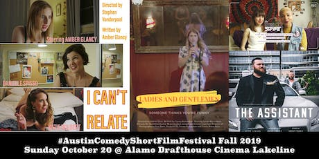 Austin Comedy Short Film Festival Fall 2019 tickets