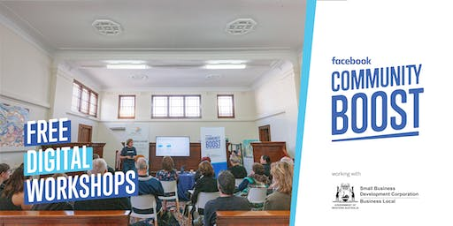 Facebook Community Boost | Kalgoorlie Day 2