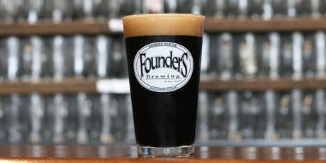 Fall into Founders Tap Takeover tickets
