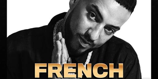 FRENCH MONTANA - Drais Beach Club - Voted #1 Vegas Pool Party 9/20