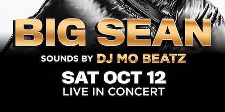 BIG SEAN LIVE - Drais Nightclub - #1 Vegas HipHop Party tickets