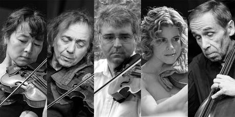 French-American Ensemble Chamber Music Event tickets