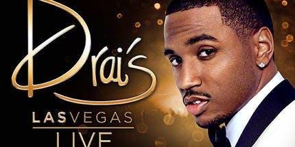 TREY SONGZ LIVE - Drais Nightclub - #1 Vegas HipHop Party