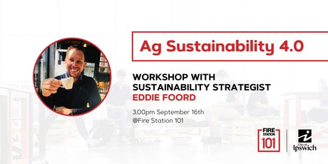 Ag Sustainability 4.0 tickets