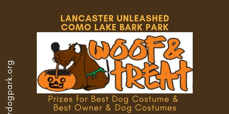Woof & Treat Costume Parade & Contest to benefit Lancaster Unleashed tickets