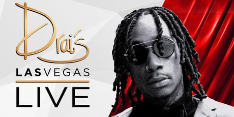 WIZ KHALIFA LIVE - Drais Nightclub - #1 Vegas HipHop Party tickets