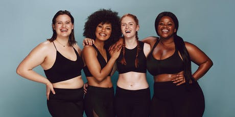 EveryBODY is Beatiful, A BODY POSITIVE WORKOUT AND MEETUP at Lululemon's Hub 17 tickets
