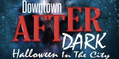 Sponsors for Downtown After Dark: Halloween in the City