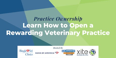 Practice Ownership: How to Open a Rewarding Veterinary Practice tickets