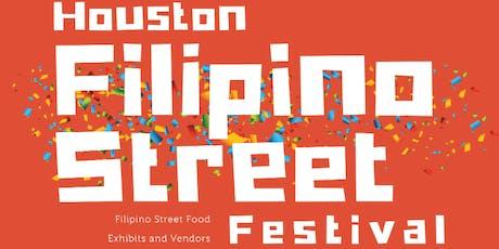 2019 Houston Filipino Street Festival Volunteers (HFSF) tickets