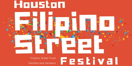 2019 Houston Filipino Street Festival Volunteers (HFSF)