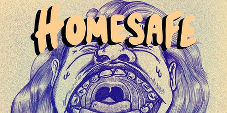 Homesafe @ Holy Diver tickets
