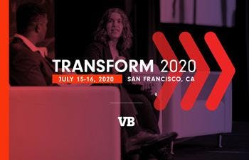 VentureBeat TRANSFORM 2020 - Accelerating Your Business With AI