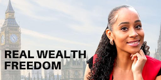[FREE event] Real Wealth Freedom