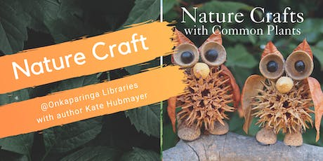 Nature Craft - Aldinga Library tickets