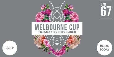 Melbourne Cup 2019 at Bar67 tickets