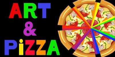 Art & Pizza