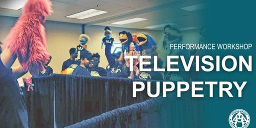 Intro to Television Puppetry
