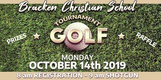 Bracken Christian School Golf Tournament