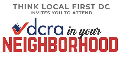 DCRA In Your Neighborhood @ The Village Cafe tickets