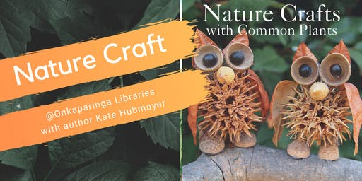 Nature Craft - Seaford Library