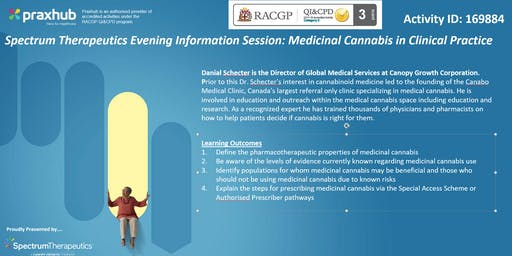 Medicinal Cannabis in Clinical Practice