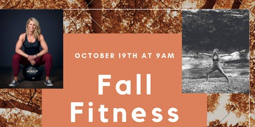 Fall Fitness Retreat