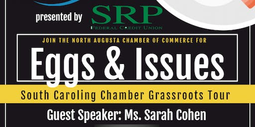 GMNA: Eggs & Issues: South Carolina Chamber Grassroots Tour