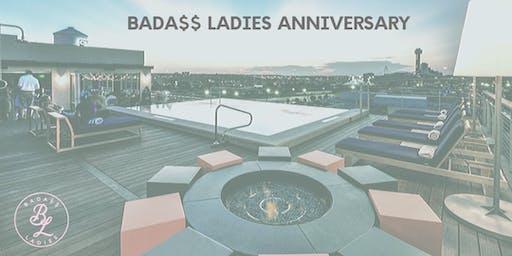 Bada$$ Ladies Two Year Anniversary Celebration