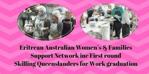 Skilling Queenslanders for Work Program Graduation, gala dinner