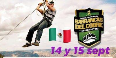 TOUR BASASEACHI  - CREEL -  BARRANCAS DEL COBRE