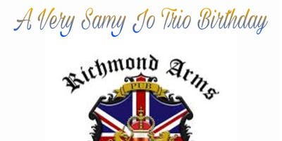 A Very Samy Jo Trio Birthday Show at Richmond Arms Pub