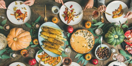 Fall Plant-Based Potluck tickets