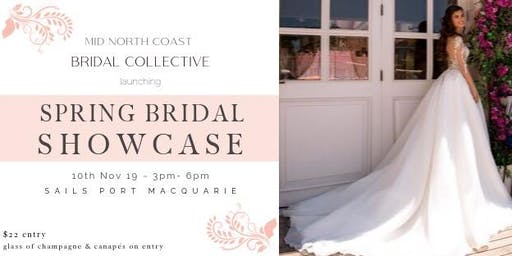 Mid North Coast Bridal Collective presents... Spring Wedding Showcase