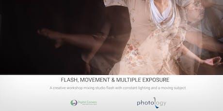 Flash, Movement & Multiple Exposure tickets