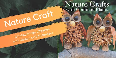 Nature Craft - Woodcroft Library tickets