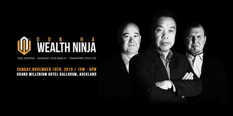Wealth Ninja 2019 tickets