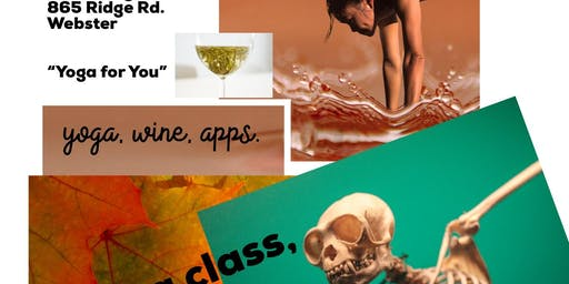 "Yoga & Cider: A"" Bone-a-fide"" Experience"