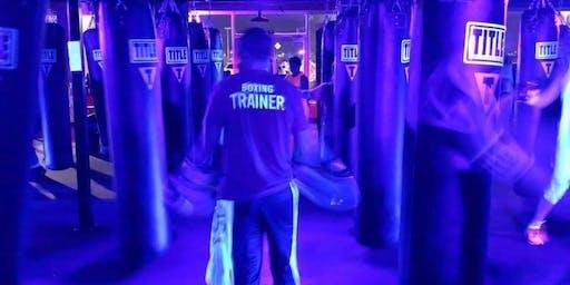 Glow Boxing: Kalamazoo Area Parkinson Support Group!