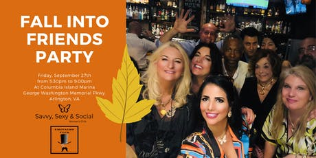 Fall Into Friends Happy Hour & Networking Mixer tickets