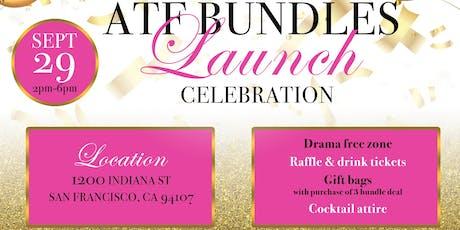 ATF Bundles Launch Celebration tickets