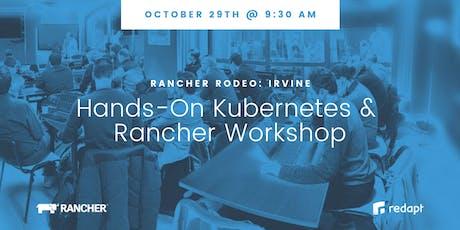 Rancher Rodeo Irvine tickets
