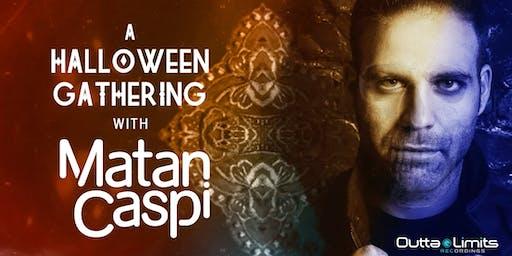 A Halloween Gathering with Matan Caspi