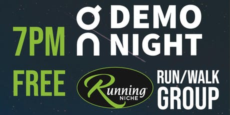 On Running Demo 5k Run/Walk Group at Running Niche in the Grove STL tickets