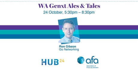 WA Genxt Ales and Tales tickets