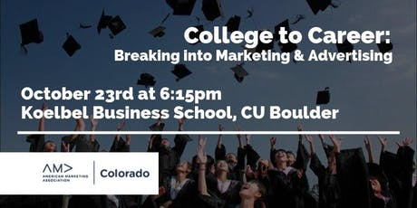 College to Career: Breaking into Marketing & Advertising tickets