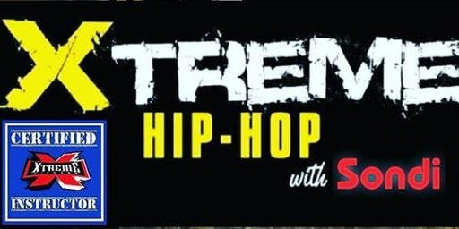 Xtreme Hip-Hop Step w/Sondi